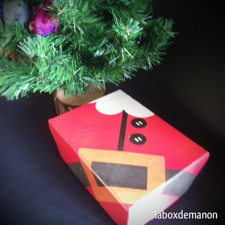 Au pied du sapin... Box customisée rapide et simple à faire !  dans CréaBox img_58821